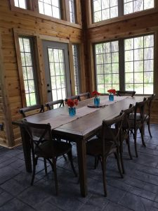 Farm/Communal Table