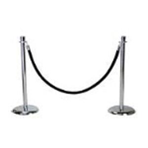 Rope Black Velvet
